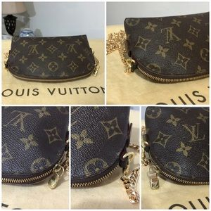 Louis Vuitton Bags - ❌❌Louis Vuitton Bucket Pouch Shoulder Bag 💼CA0043